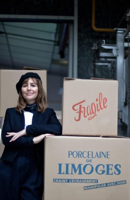 Mary Castel, créatrice de Maison Fragile