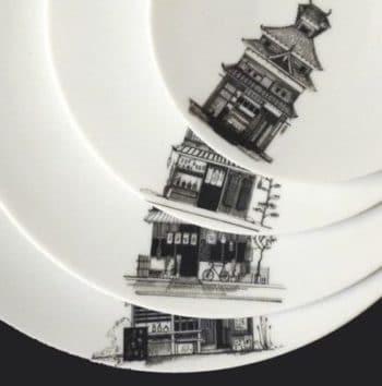 Série Japon de Vincent Lelievre